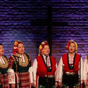 The Mystery of the Bulgarian Voices feat Lisa Gerard 2